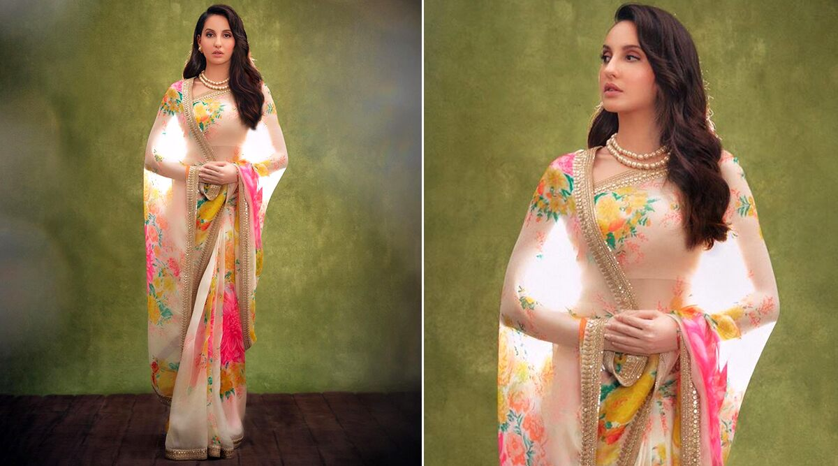 Nora Fatehi and Sabyasachi Weave a Magical Experience that's Loaded with Oodles of Grace and Tons of Charm (View Pics)