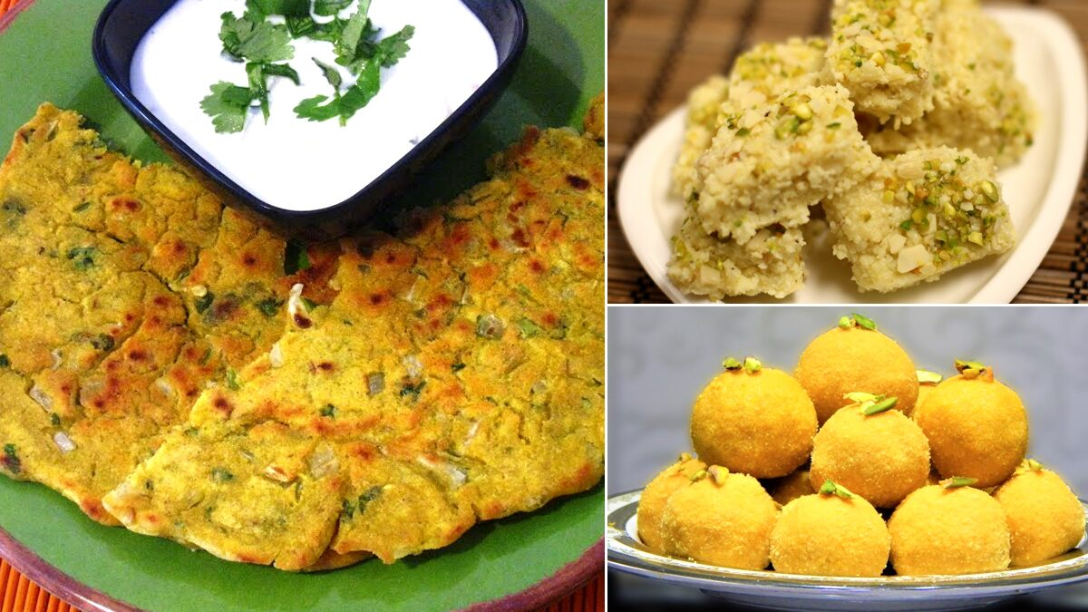 Dussehra 2020 Special Recipes: 5 Easy and Scrumptious Dishes to Gorge on This Festive Occasion of Vijayadashmi