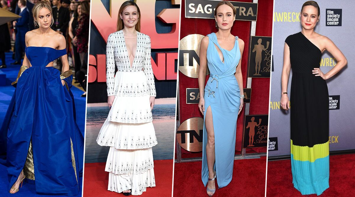 Brie Larson Birthday Special: Slaying on the Red Carpet is her Real Superpower (View Pics)