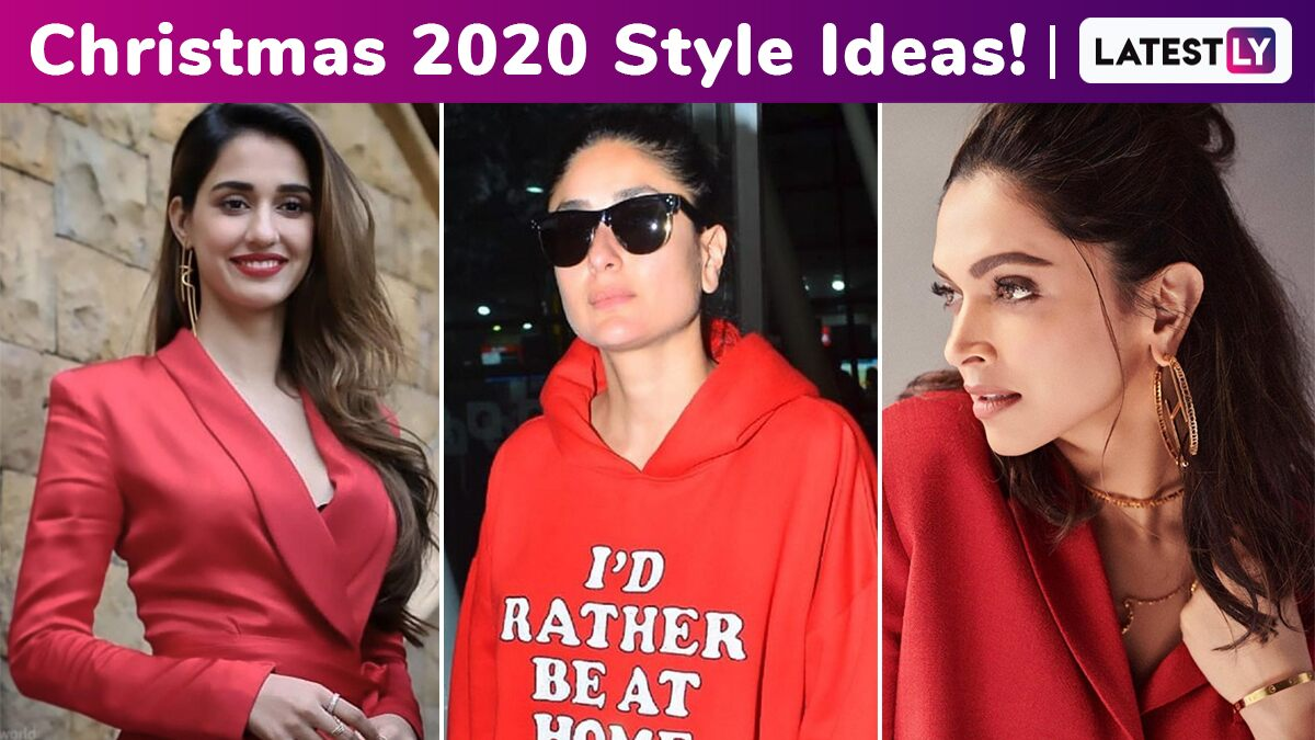 Christmas 2020 Style Ideas: 'Tis the Season to Dress Up and Dazzle, Here's Your Celebrity-Approved Style Guide!