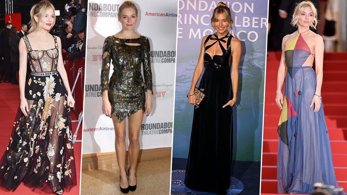 Sienna Miller Birthday: 7 Outfits of the 21 Bridges Actress That We Want to Steal