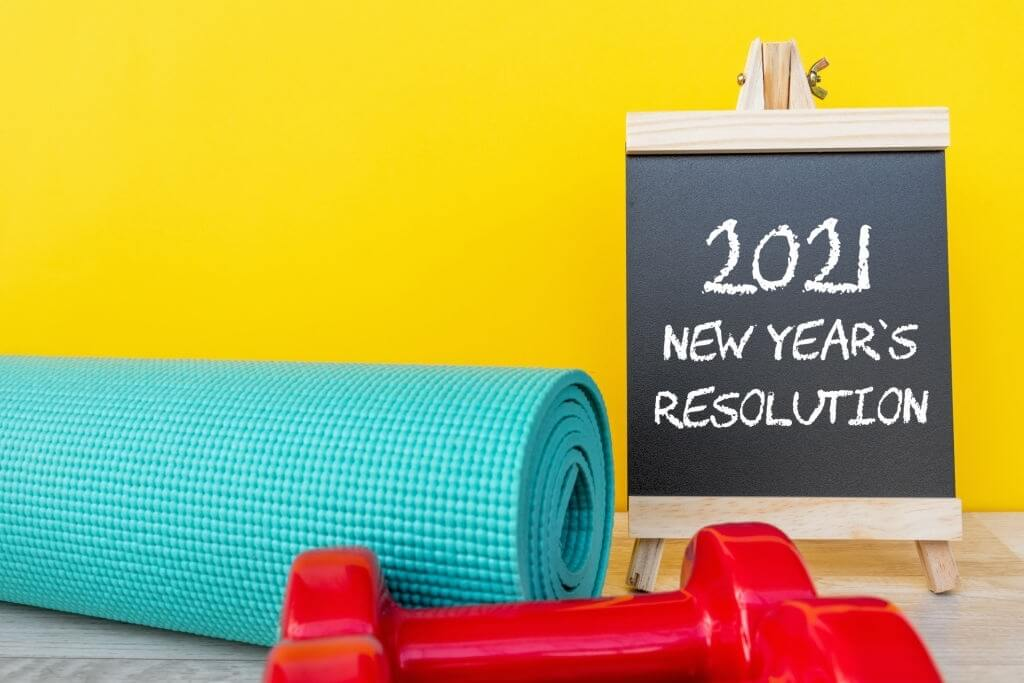 New year 2021 resolution