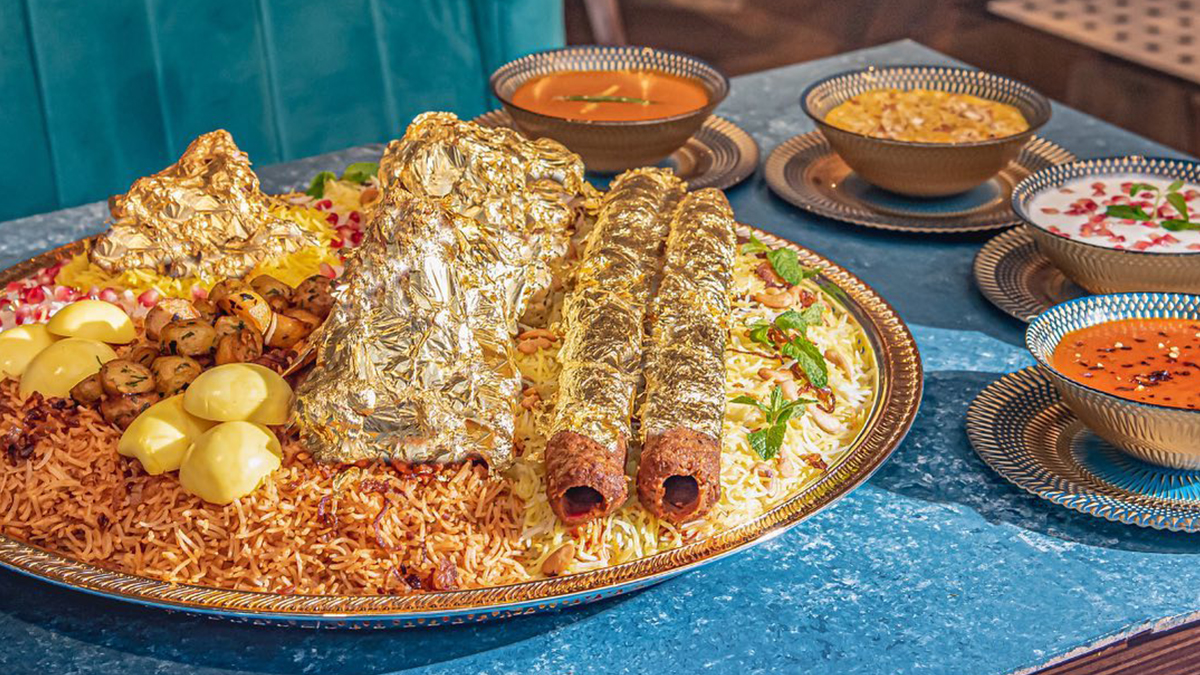 Royal Gold Biryani Is World's Most Expensive Biryani Prepared With 23 Karat Edible Gold, Check Out Its Price