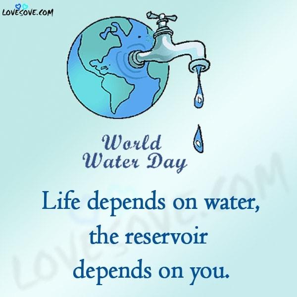 World Water Day, World Water Day Status, World Water Day Status In English World Water Day Images, World Water Day 2020 Images, World Water Day Theme, World Water Day 2020 Theme, World Water Day Whatsapp Images Status