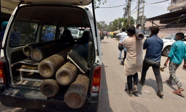Photos: Delhi's oxygen supply may start stabilising next week as deliveries grow