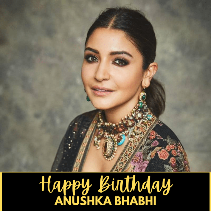 Happy Birthday anushka Sharma