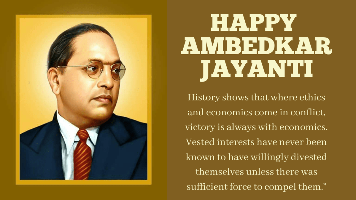 Happy Ambedkar Jayanti 2021 Wishes, Images, Quotes, Messages, and Greetings  to Share on Birthday of BhimRao Baba Saheb | Socially Keeda