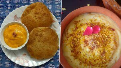 Gudi Padwa 2021 Dessert Recipes: गुढीपाडव्याचा दिवशी घरी बनवा केशरी श्रीखंड आणि आमरस पूरी पाहा व्हिडिओसह पूर्ण रेसिपी