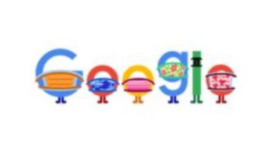 COVID-19 Prevention Google Doodle: 'मास्क पहनें जिंदगी बचाएं' का संदेश देने के लिए गूगल ने बनाया खास डूडल, कोरोना से बचाव के लिए बताए उपाय