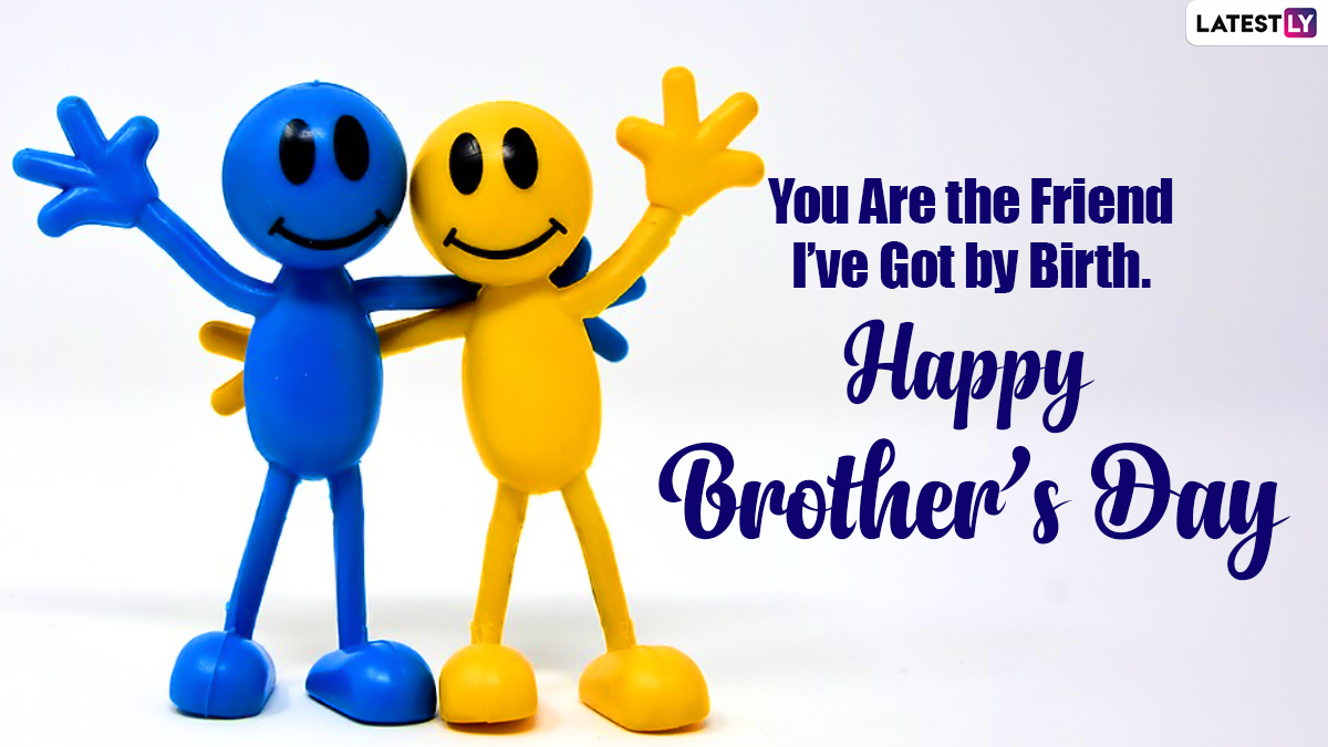 2 Brothers Day Greetings