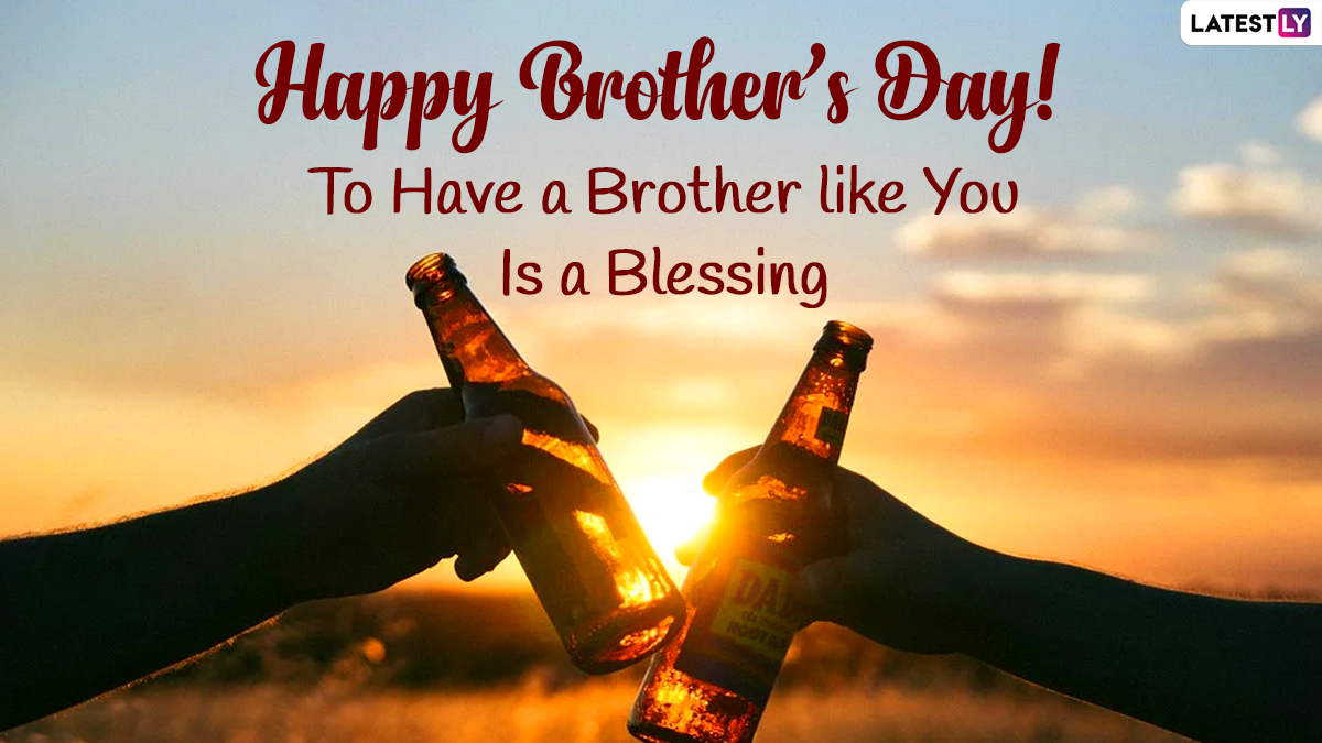 2 Brothers Day Wishes