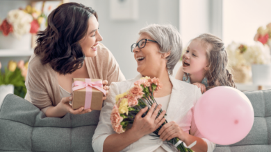 Retro Gift Ideas For Mother's Special Day