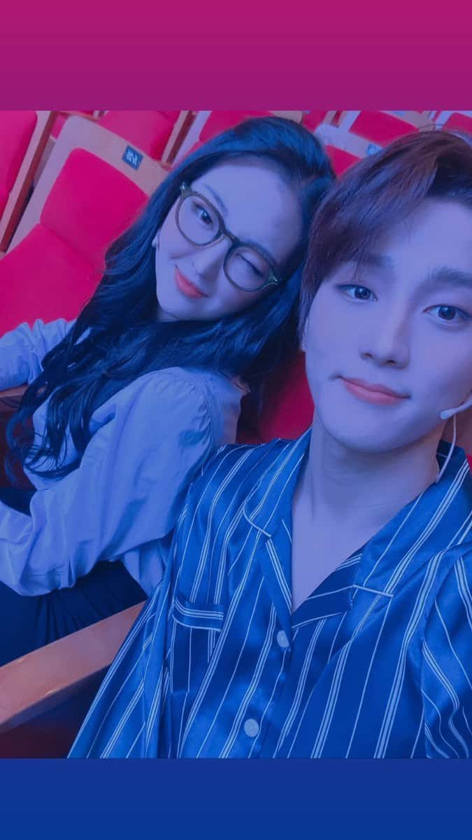 Is Golden Child's Joochan dating actress Jeon Ye Ji? Cryptic messages and photos spark romance rumors – Socially Keeda