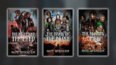 Matt Spencer's Must-Read Young Adult Urban Fantasy, The Deschembine Trilogy, Sees Increased Popularity in 2021