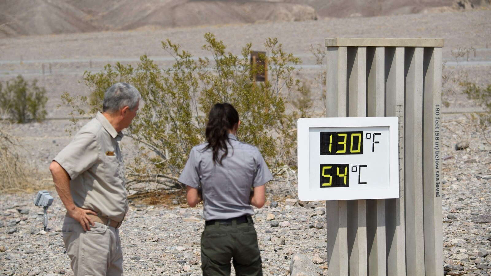 Photos: Western US braces for record heat wave