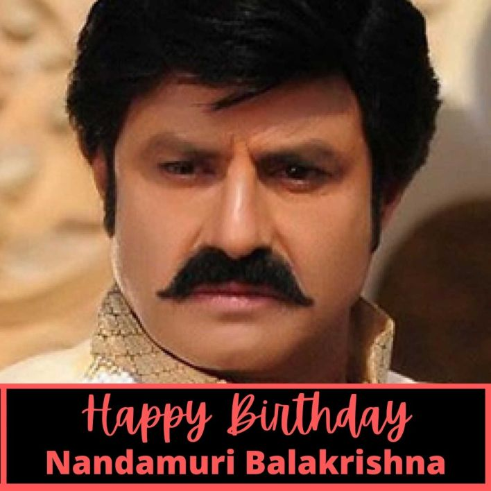 Nandamuri Balakrishna Birthday