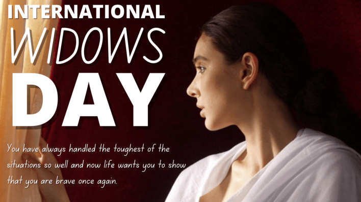International Widows Day Quotes