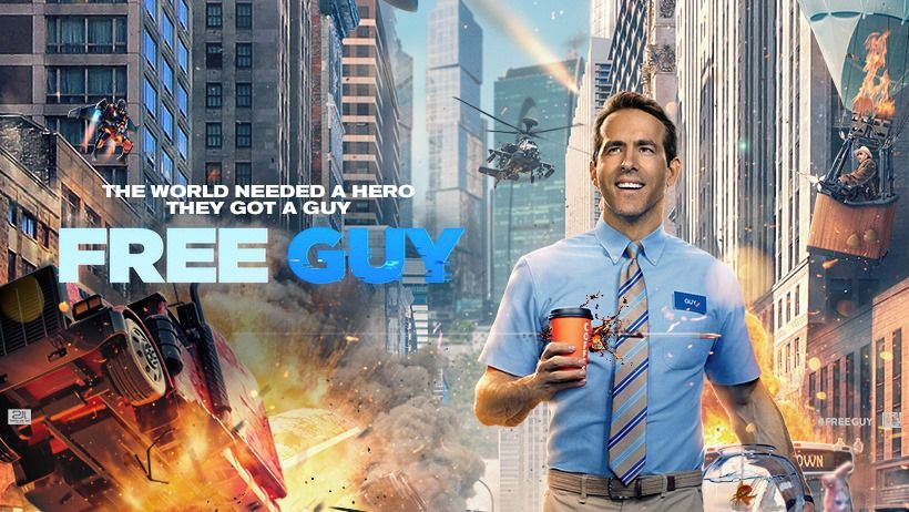 """Free Guy"""": All We Need to Know about the film 